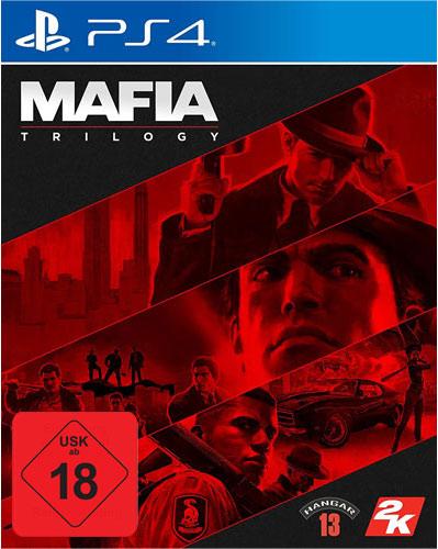 Mafia Trilogy  PS-4