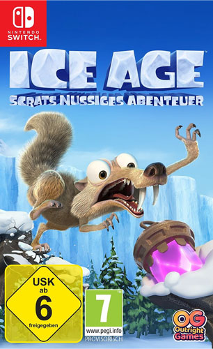 Ice Age  SWITCH  Scrats Nussiges  Budget