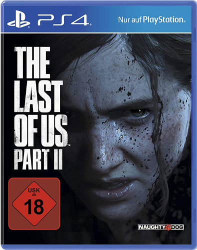 Last of Us 2  PS-4  D1