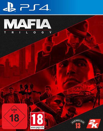 Mafia Trilogy  PS-4  AT