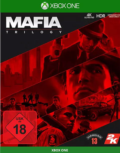 Mafia Trilogy  XB-One