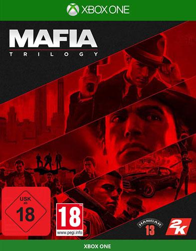 Mafia Trilogy  XB-One  AT