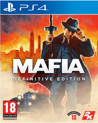 Mafia Definitive Edition  PS-4  AT