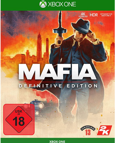Mafia Definitive Edition  XB-One