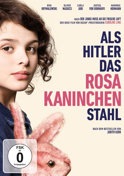 Als Hitler das rosa Kaninchen stahl (DVD Min: /DD/WS