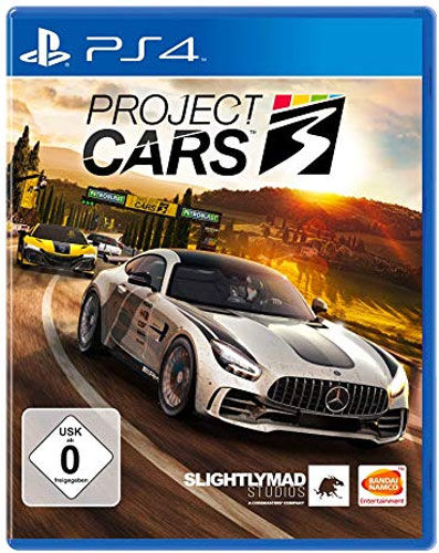 Project Cars 3  PS-4
