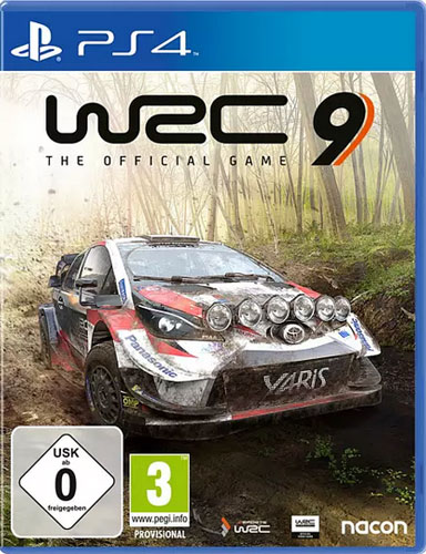 WRC 9  PS-4