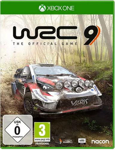 WRC 9  XB-ONE
