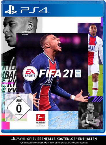 Fifa  21  PS-4 PS5 kompatibel