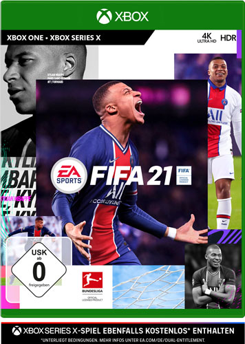 Fifa 21  XB-One Smart Delivery
