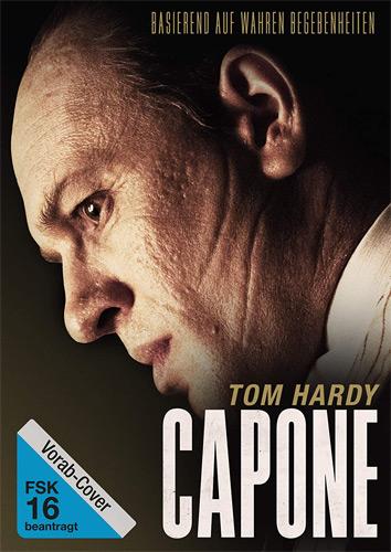 Capone (DVD) '2020 Min: 99/DD5.1/WS