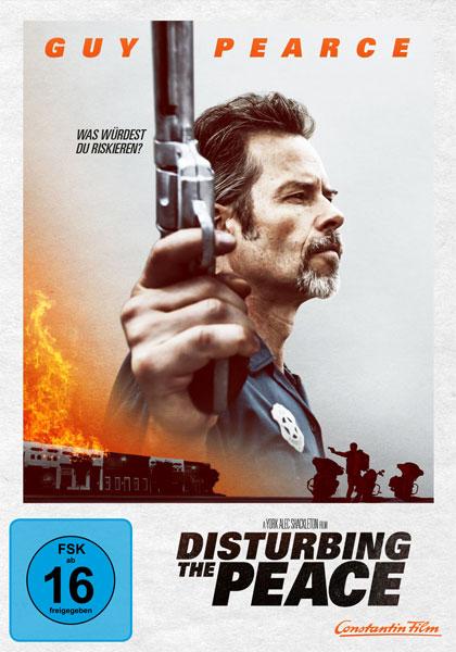 Disturbing The Peace (DVD) Min: 88/DD5.1/WS
