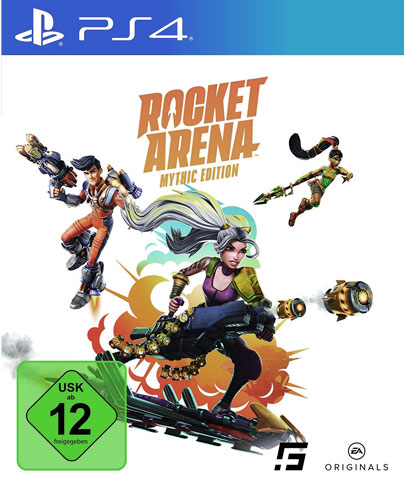 Rocket Arena  PS-4  Mythic Edition