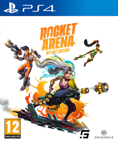 Rocket Arena  PS-4  Mythic Edition  AT