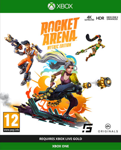 Rocket Arena  XB-One  Mythic Edition  AT