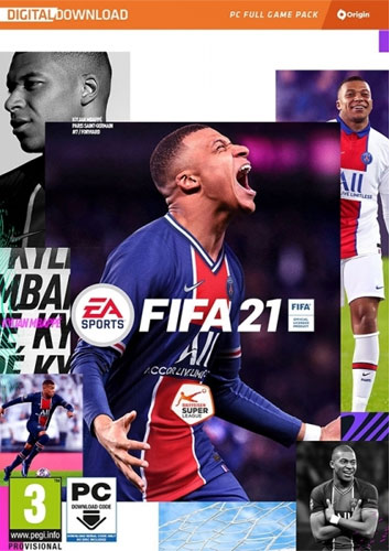 Fifa 21  PC  AT