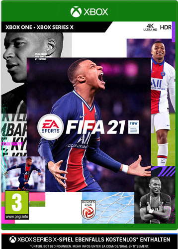 Fifa 21  XB-One  AT Smart Delivery