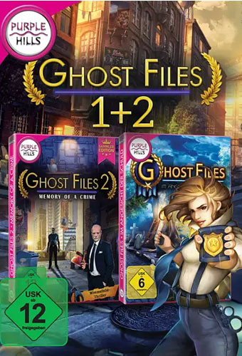 Ghost Files 1+2  PC