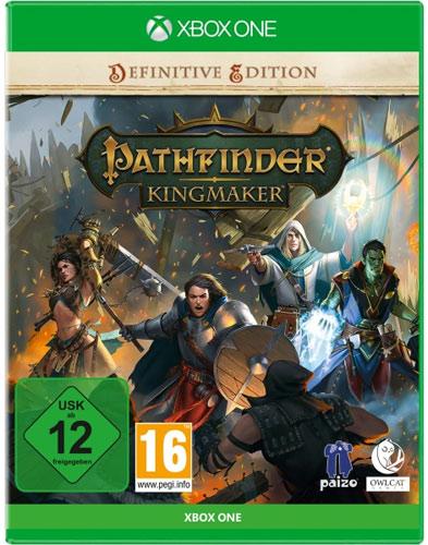 Pathfinder Kingmaker  XB-One Definitive Edition