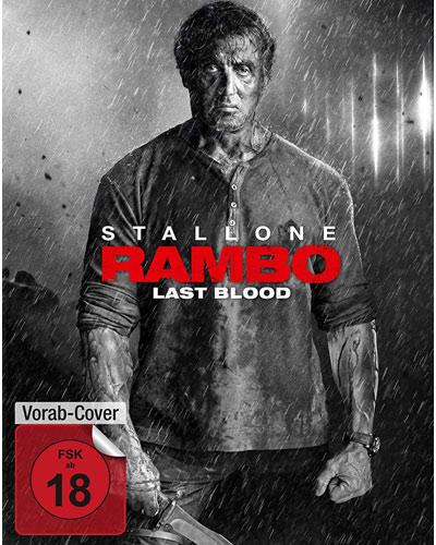 Rambo 5 - Last Blood (BR) LE -Mediabook- Min: 100/DD5.1/WS   2Disc *LIMITIERT!!!