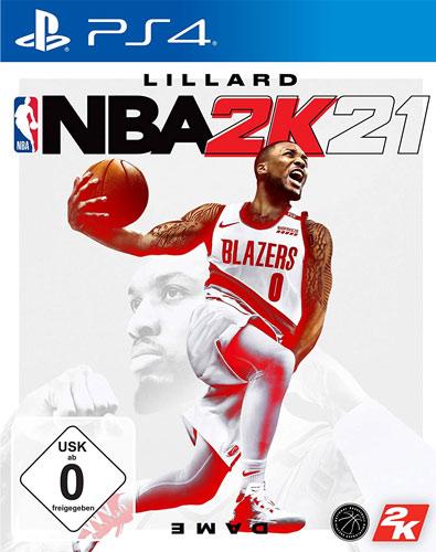 NBA  2k21  PS-4