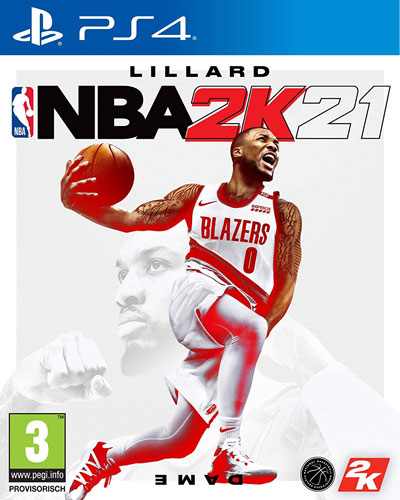 NBA  2k21  PS-4  AT
