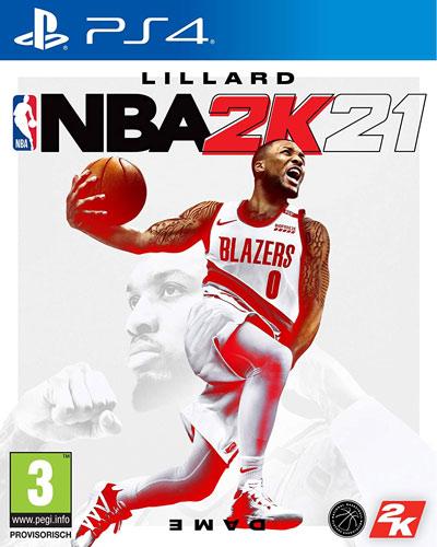 NBA  2k21  PS-4  AT