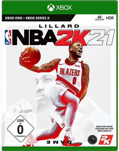 NBA  2k21  XB-One