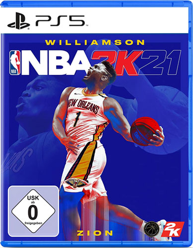 NBA  2k21  PS-5