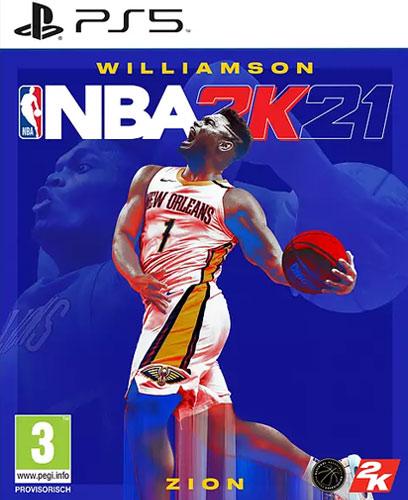 NBA  2k21  PS-5  AT