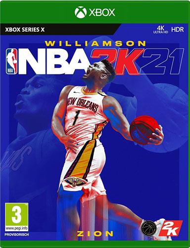 NBA  2k21  XBSX  AT