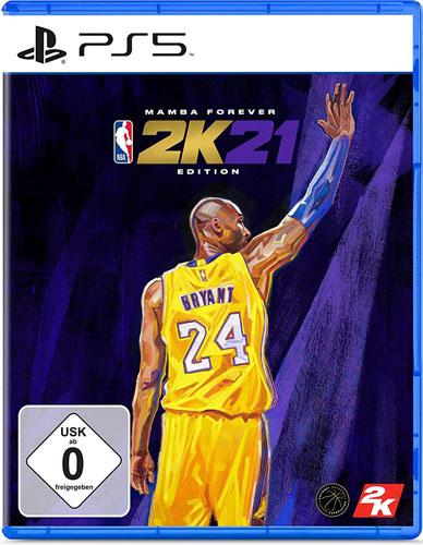 NBA  2k21  PS-5  Mamba Edition
