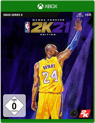 NBA  2k21  XBSX  Mamba Edition