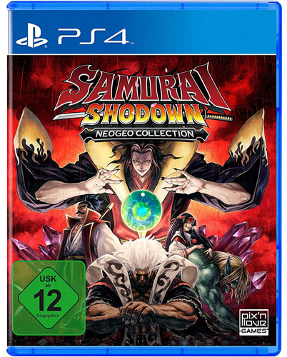 Samurai Shodown  PS-4 NeoGeo Collection
