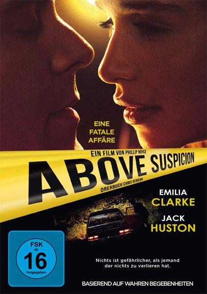 Above Suspicion (DVD) Min: 100/DD5.1/WS