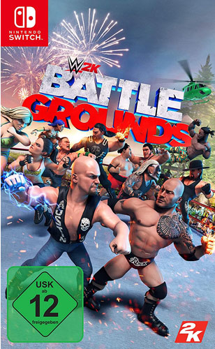 WWE 2K Battlegrounds  Switch