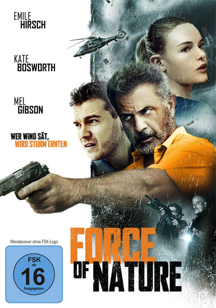Force of Nature (DVD) Min: 96/DD5.1/WS
