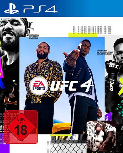 UFC 4  PS-4