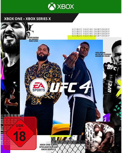 UFC 4  XB-One