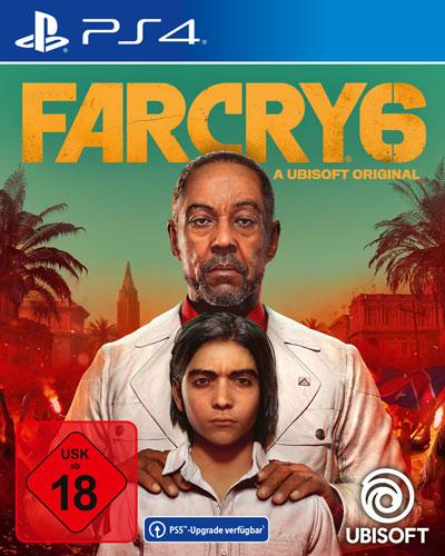 Far Cry 6  PS-4