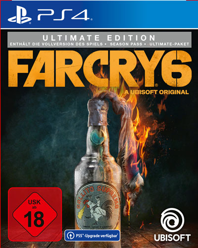 Far Cry 6  PS-4  Ultimate