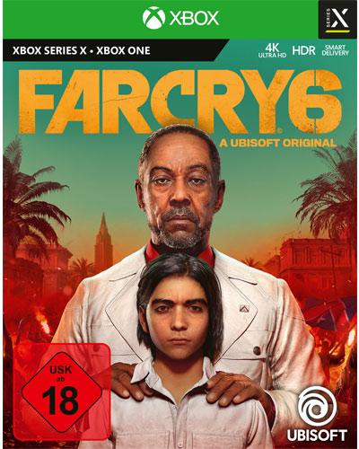 Far Cry 6  XB-One