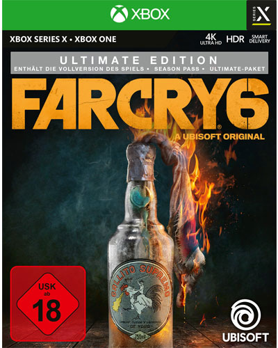 Far Cry 6  XB-One  Ultimate