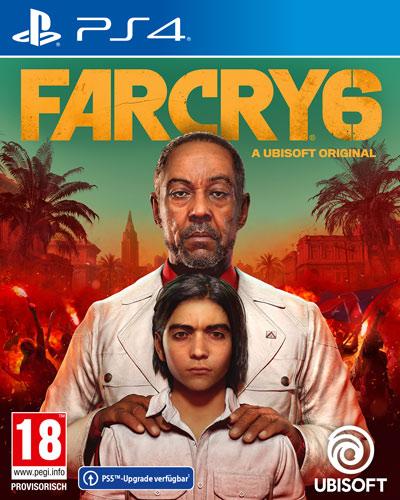Far Cry 6  PS-4  AT
