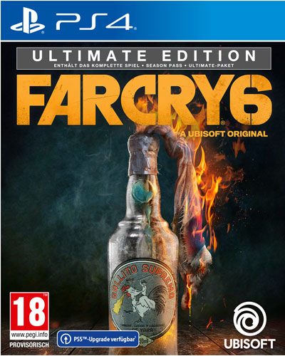 Far Cry 6  PS-4  Ultimate  AT