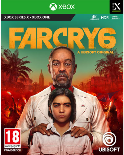 Far Cry 6  XB-One  AT