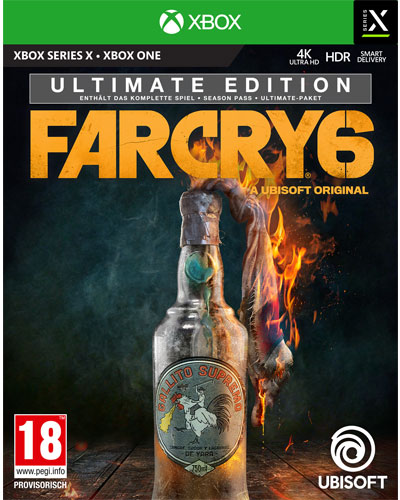 Far Cry 6  XB-One  Ultimate  AT