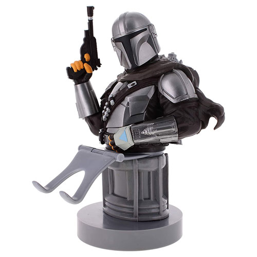 Merc  Cable Guy: Mandalorian Star Wars incl 2m Ladekabel