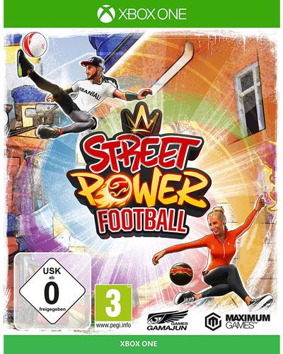 Street Power Football  XB-ONE