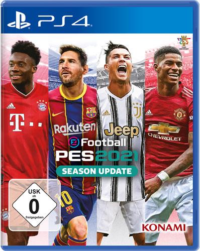 PES   2021  PS-4 Pro Evolution Soccer